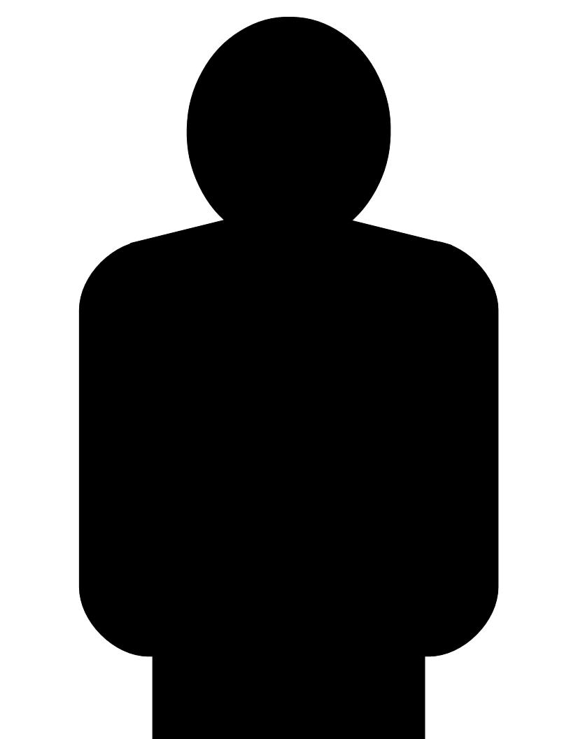 This is a graphic of Sassy Printable Human Silhouette Targets