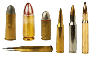 Different types of bullets