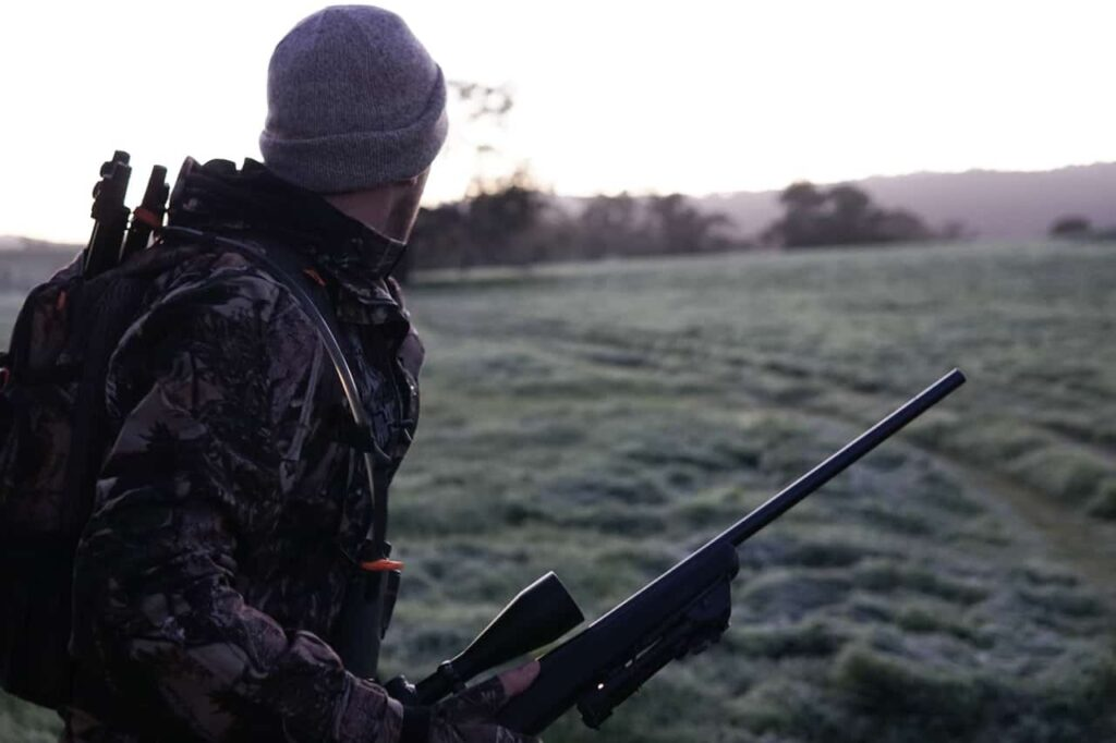 Hunting with ball ammo
